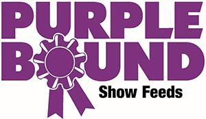 Purple Bound Show Feeds logo