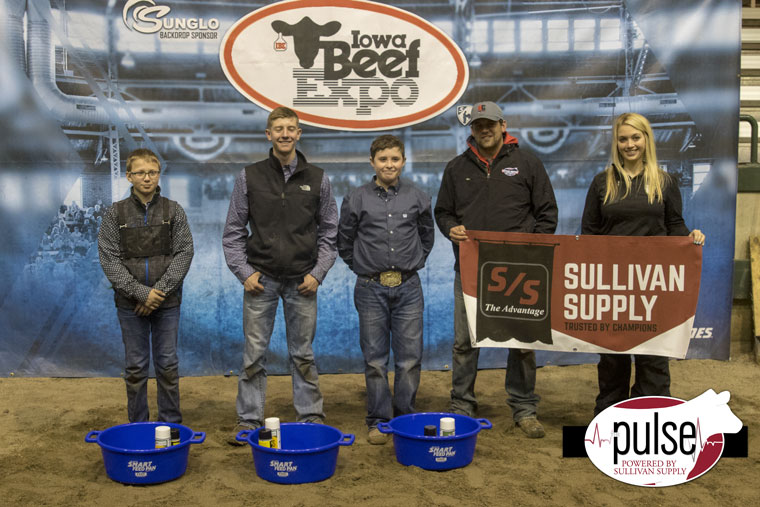3rd Overall Fitting Team - 2018 Iowa Beef Expo