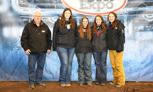 2020 IA Beef Breeds Scholarship Recipients