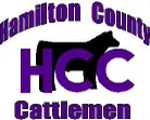 Hamilton Co Cattlemen Logo
